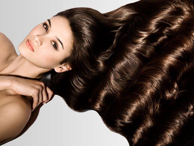 Красивые волосы — мечта любой женщины фото