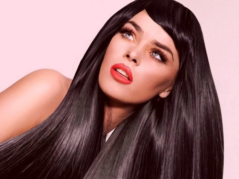 Красота и здоровье женских волос фото