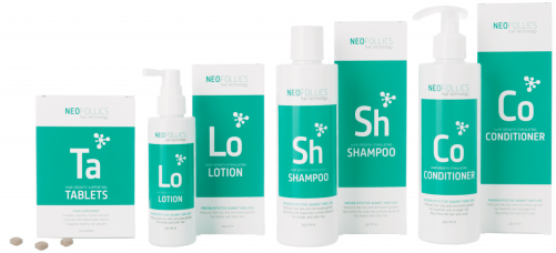 Neofollics complete hair loss treatment